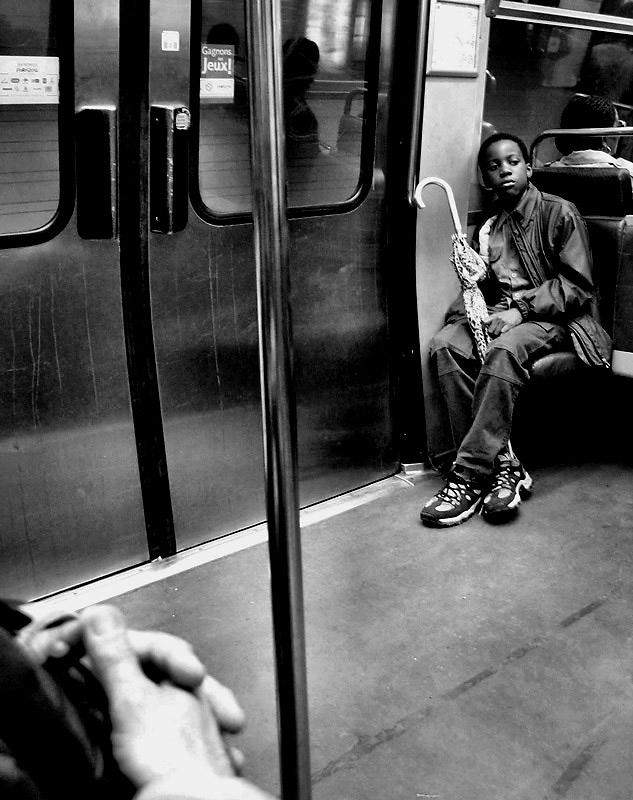 dans le métro II