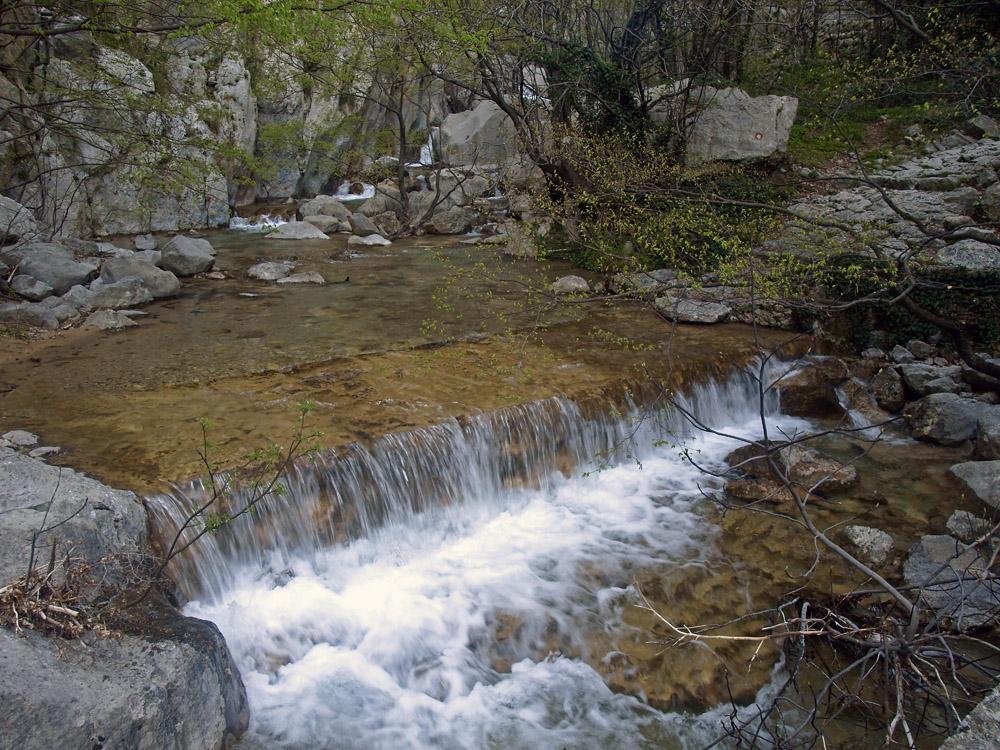 Dans le Parc National Paklenica II