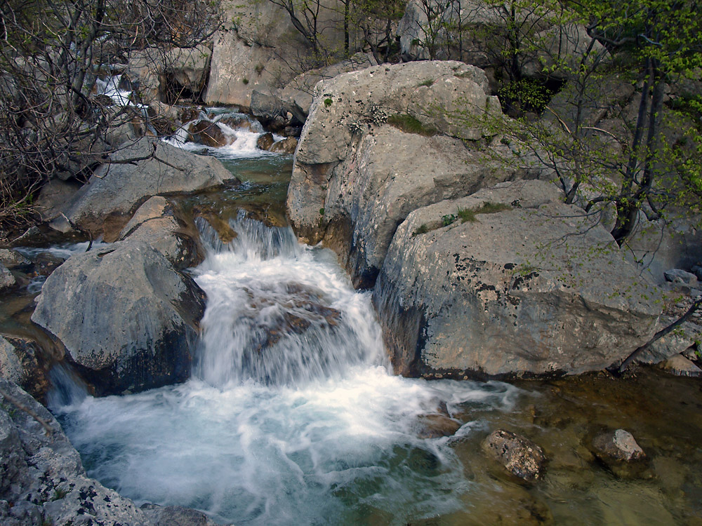 Dans le Parc National Paklenica ... Im Paklenica Nationalpark ...