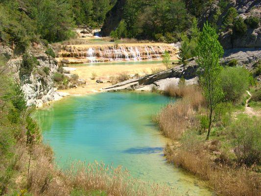Dans les environs de Riglos ( Espagne )