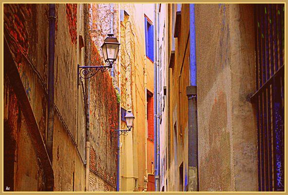 Dans les labyrinthes de Toulouse...