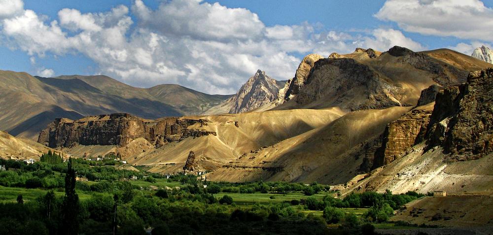 Dans les montagnes du Ladakh