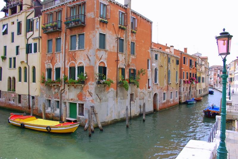 Dans un coin de Venise
