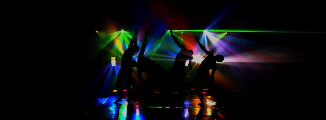 Danse colorée