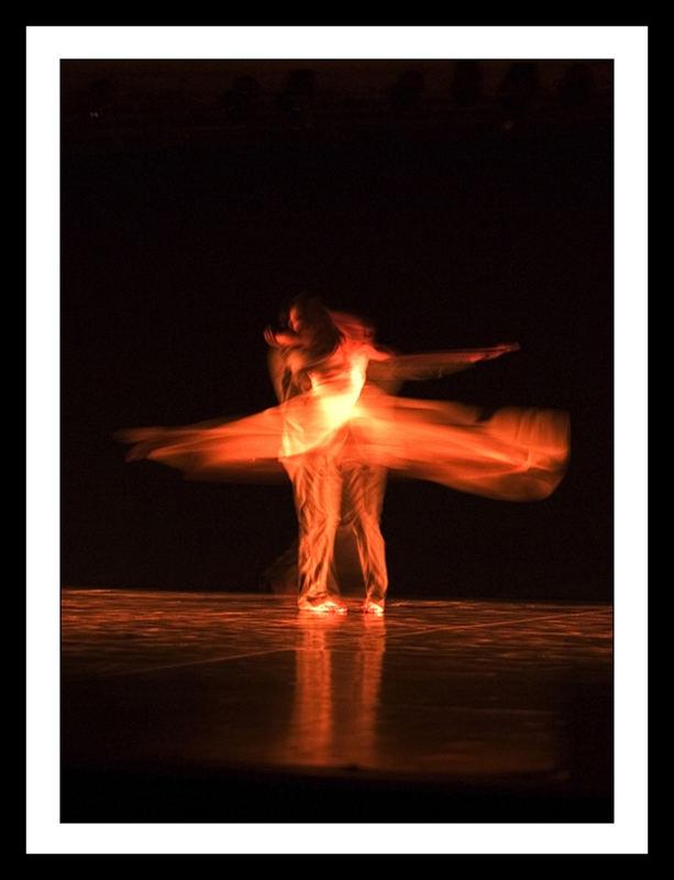 Danse de feu