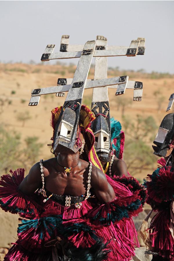 Danse en pays Dogon
