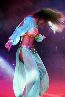 Danse orientale