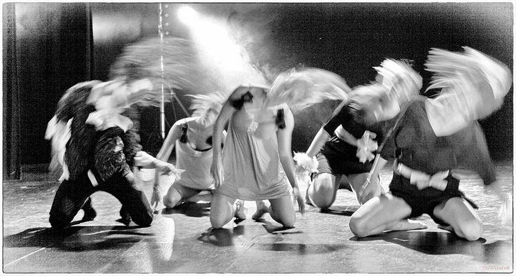 Danse passion / Leidenschaftliches Tanzen