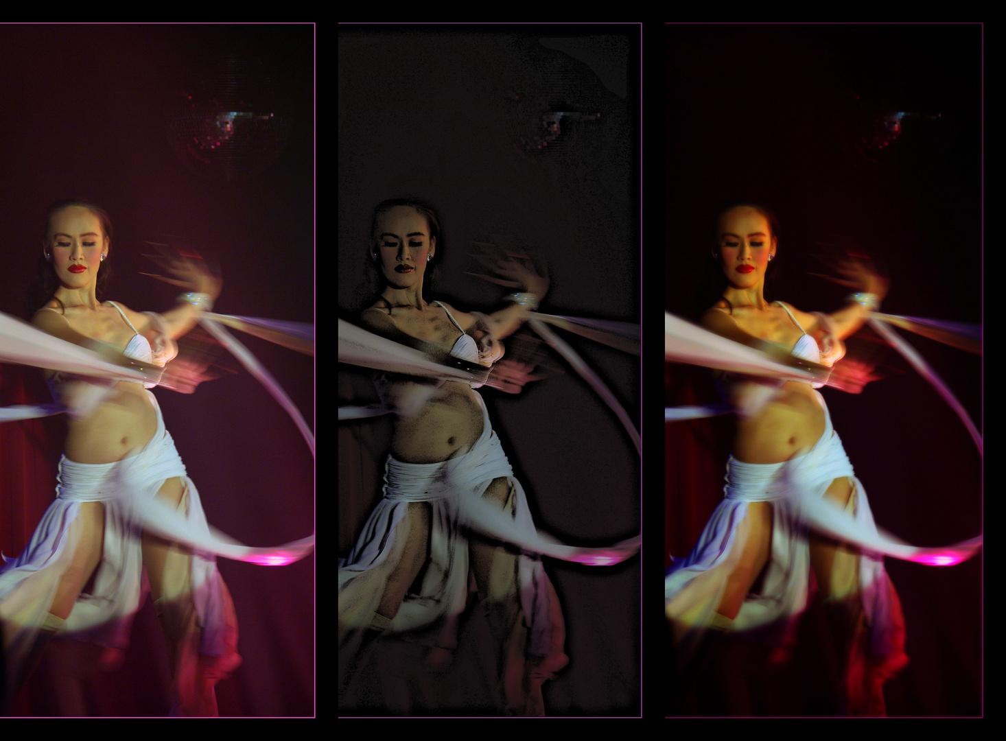 danse triptique