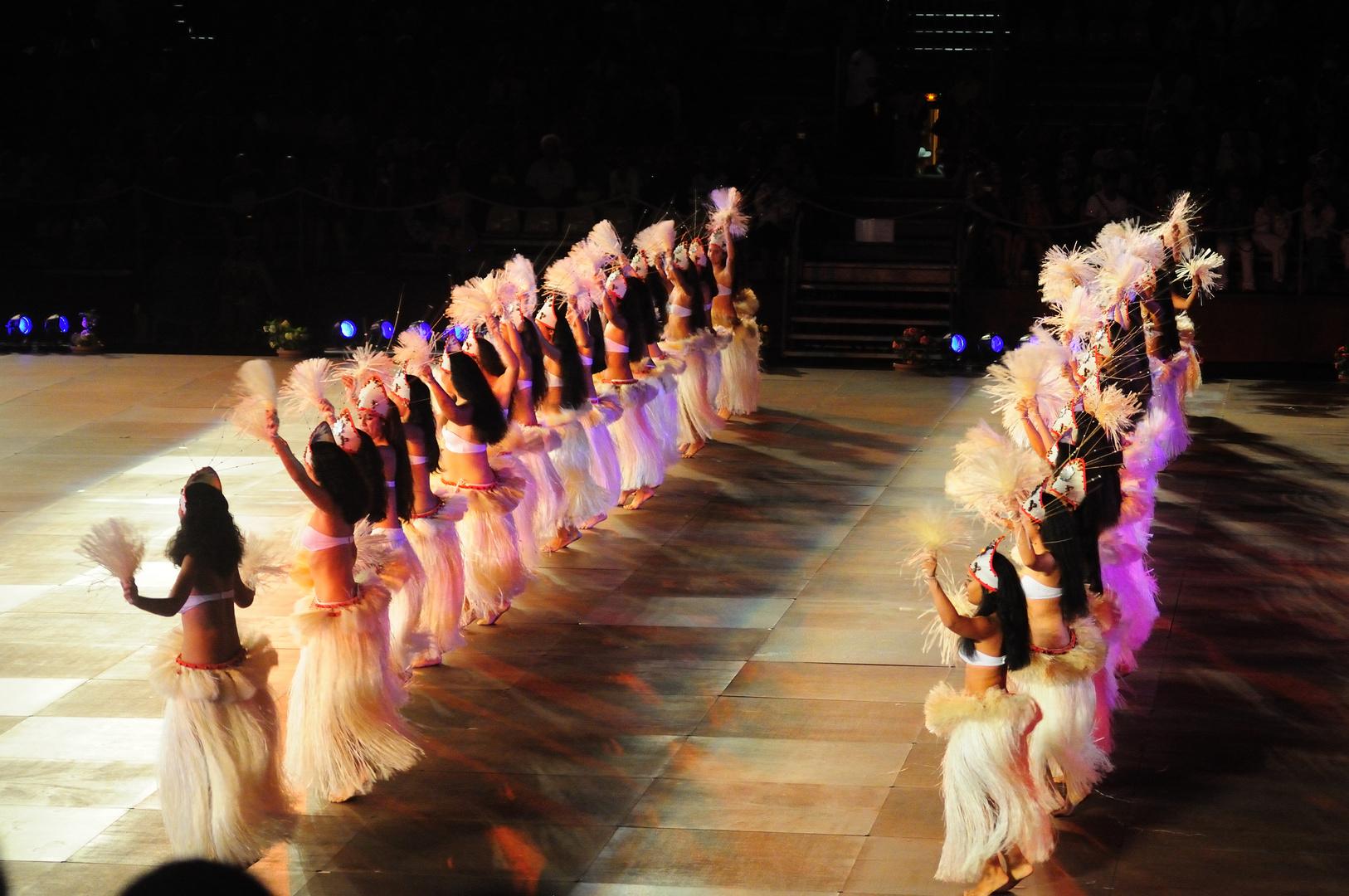Danses à Toata