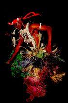 Danseur au Burkina