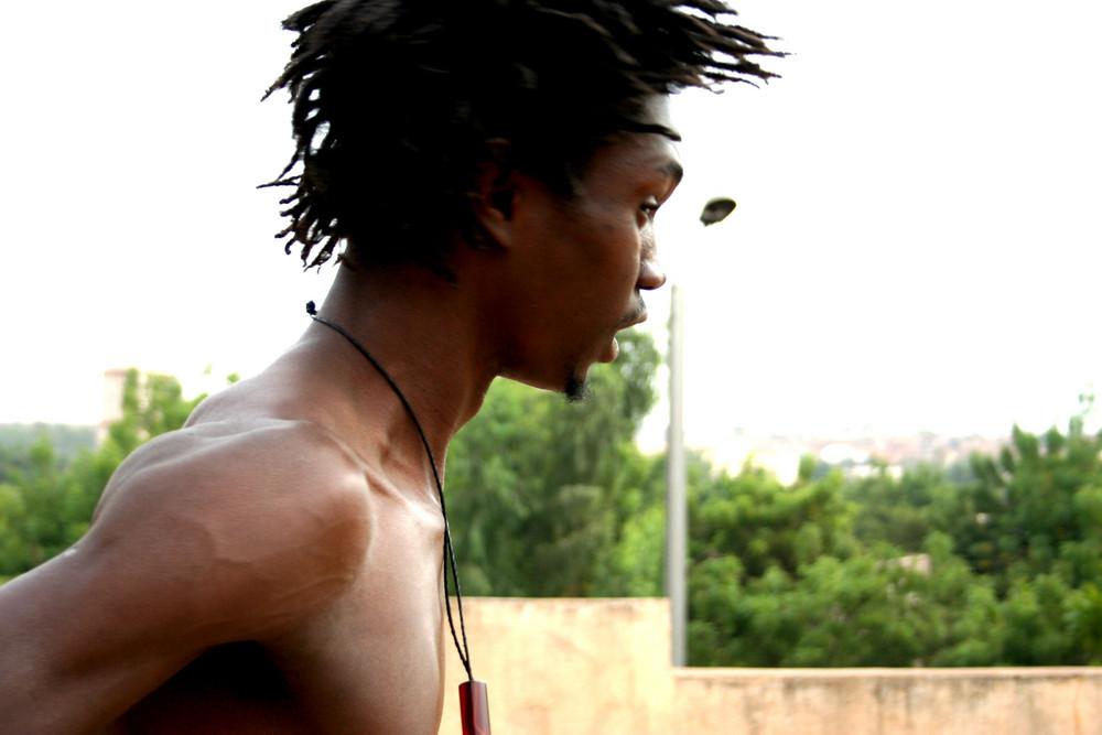 Danseur Senegalais