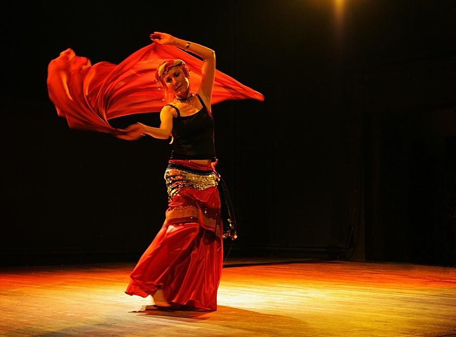 danseuse orientale 2