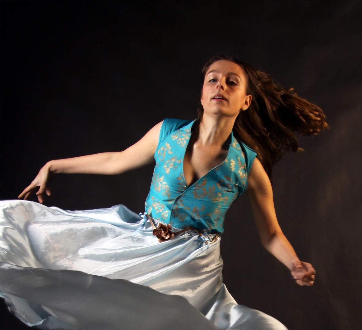 danseuse (tanzender Derwisch)