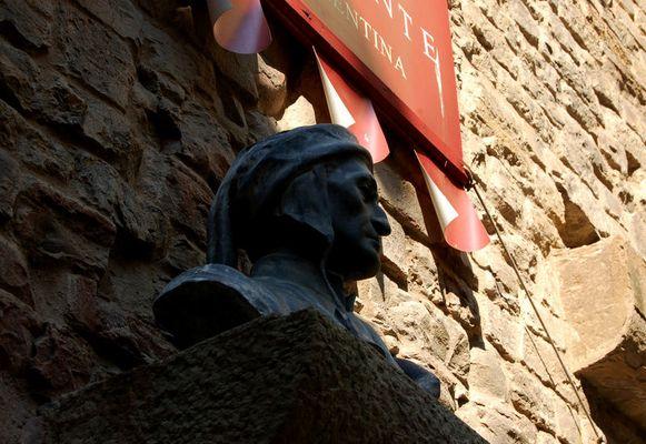 Dante in ombra