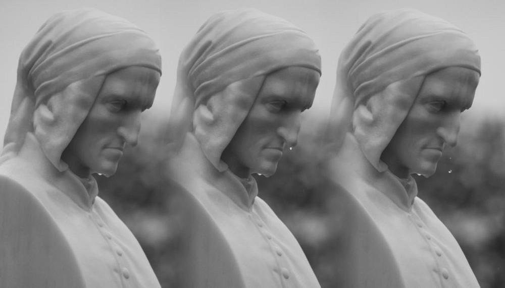 Dante Triptychon - oder: G'sundheit !