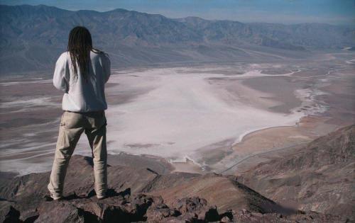 Dantes View im Death Valley