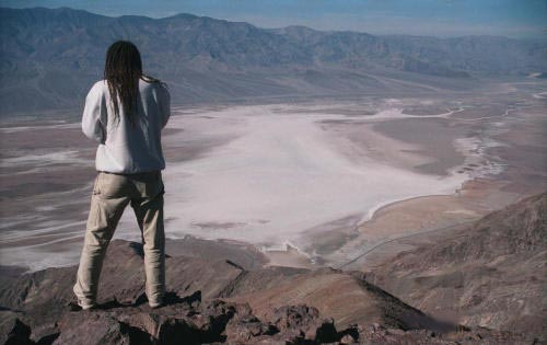 Dantes View im Death Valley