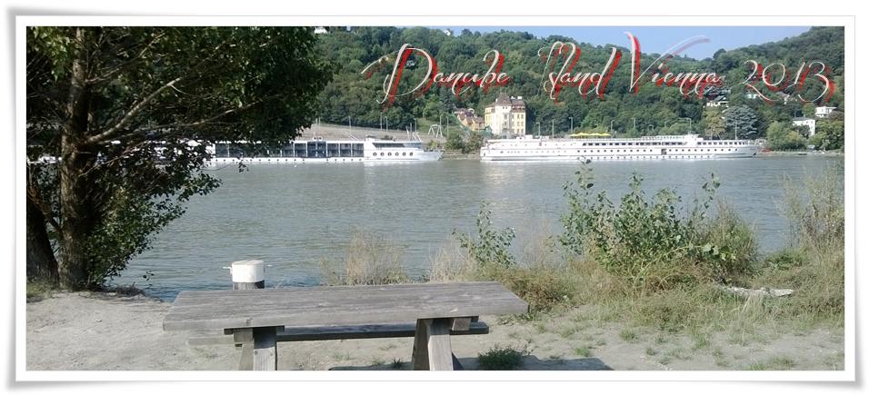 Danube Island Vienna - Summer 2013