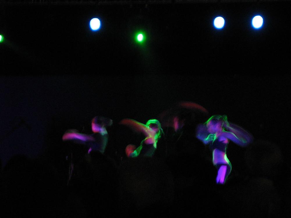 Danza del movimento