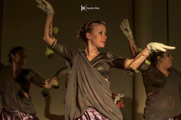 Danza hindú