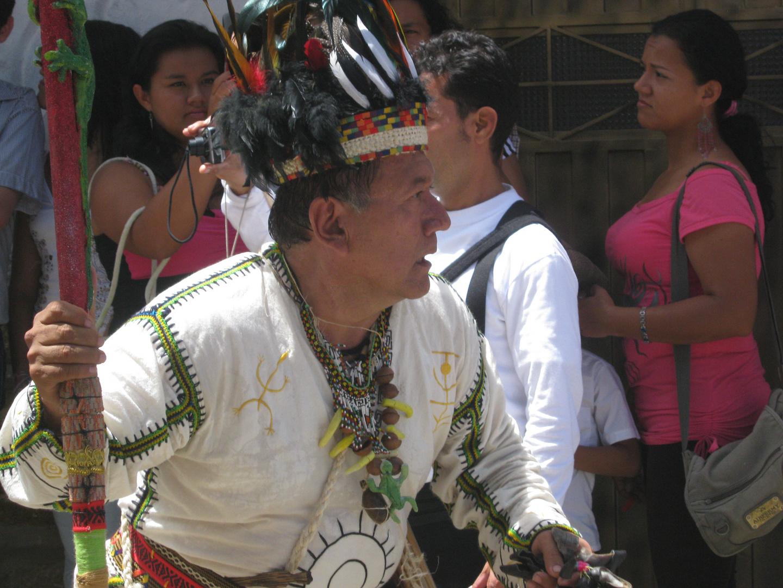 danza precolombina guane