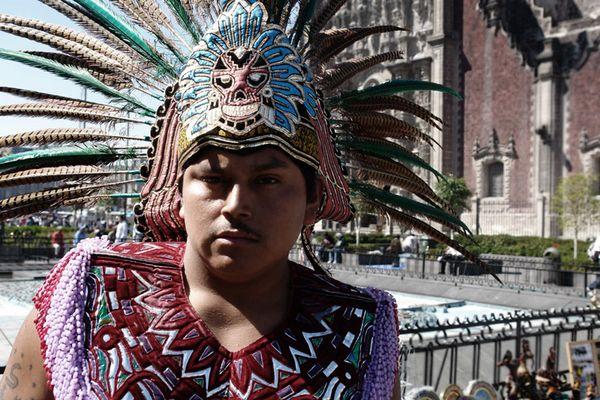 Danzante Mexicano