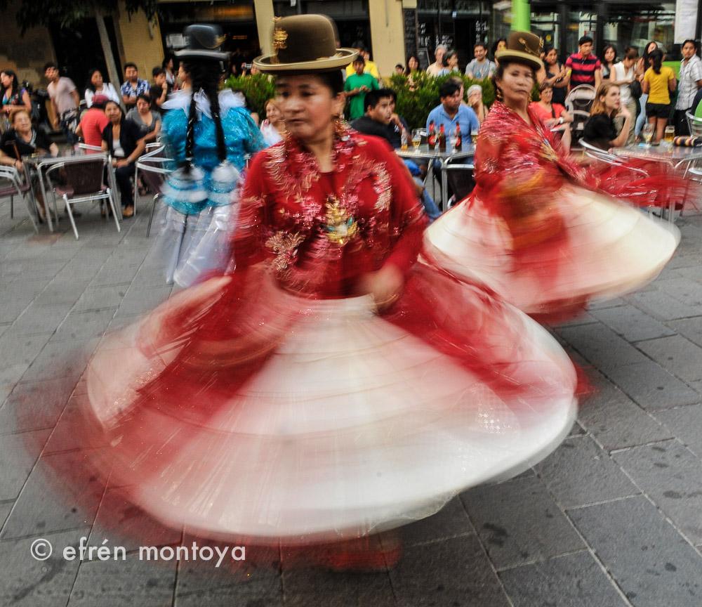 danzas bolivianas