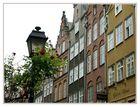 DANZIG - Rosen in der Altstadt