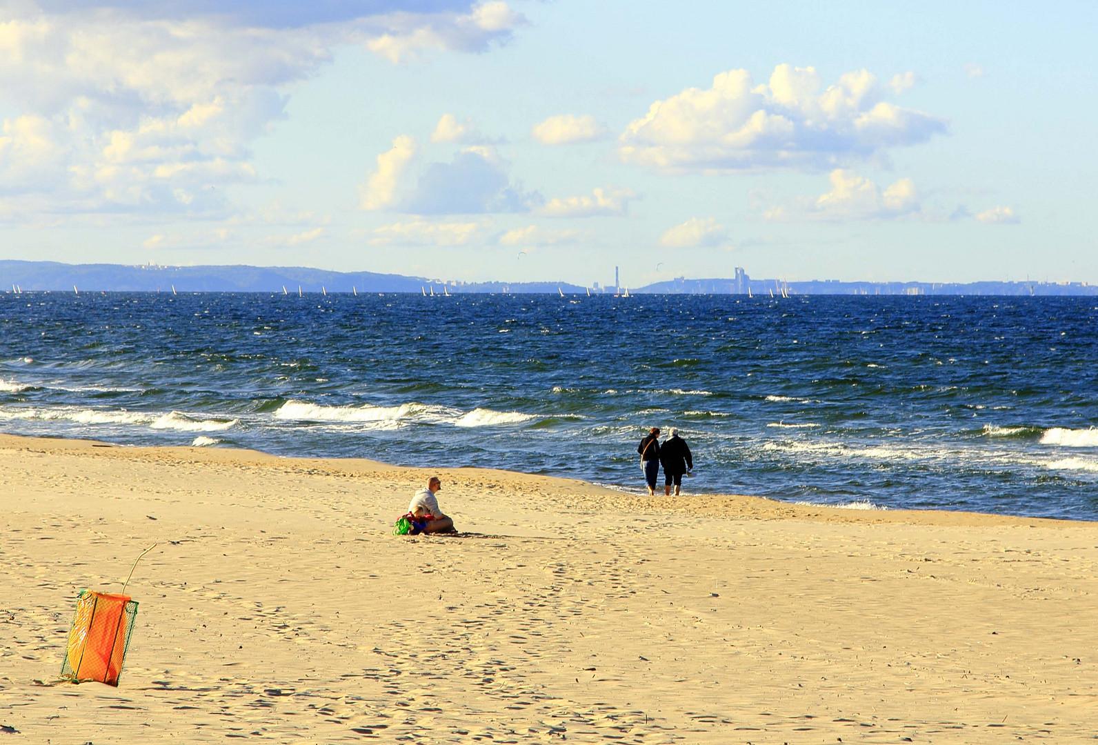 Danziger Bucht, Regatta