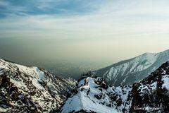 Darband, Teheran. Iran