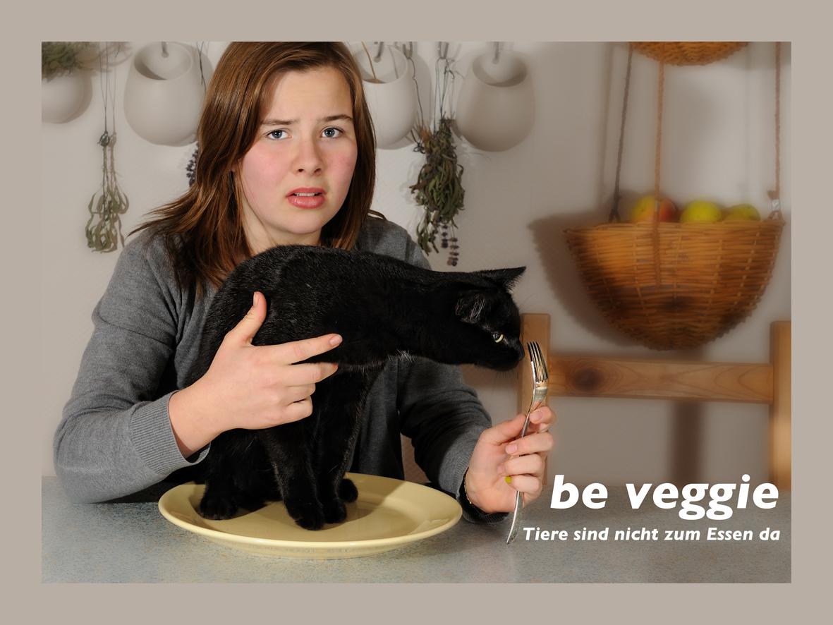 darf  Mensch Tiere essen .....?