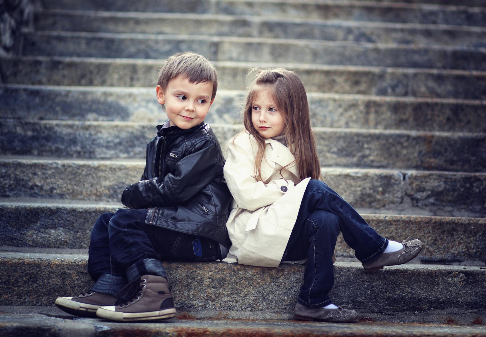 Daria und Artemi