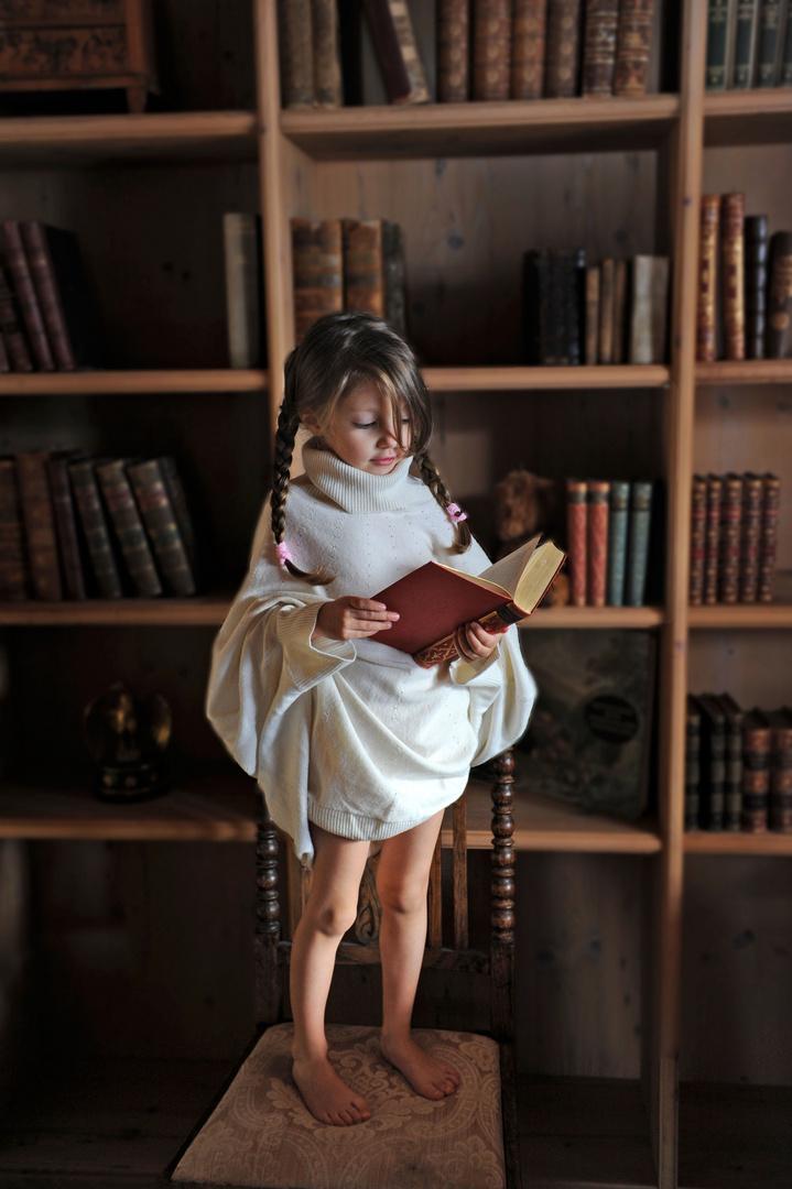 Daria und die Bücher