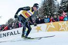 Dario Cologna wird zweiter am Weltcup in Davos