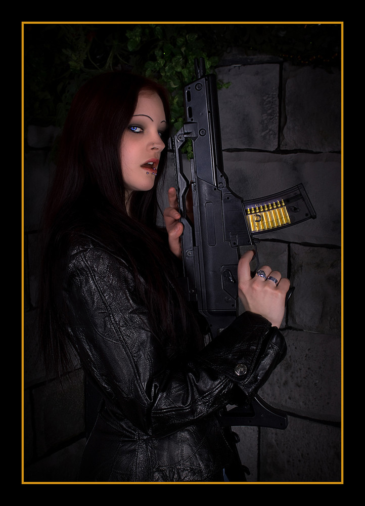 dark gun