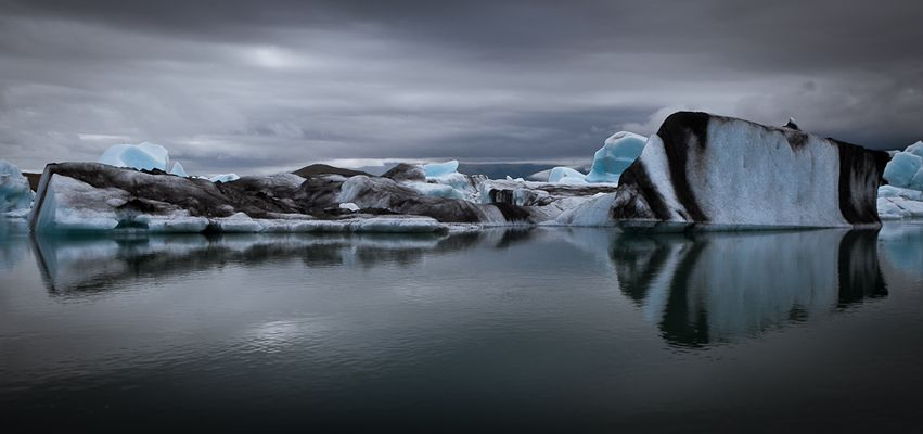 dark ice ...