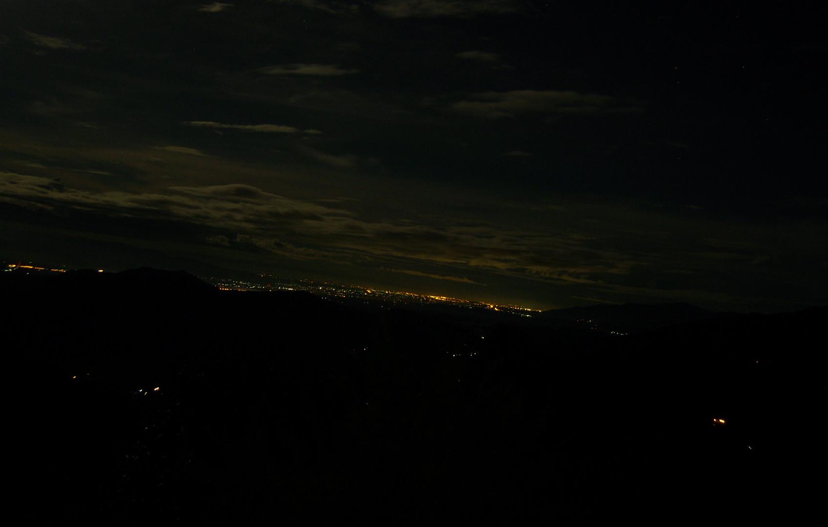 Dark Night - Chiang Mai