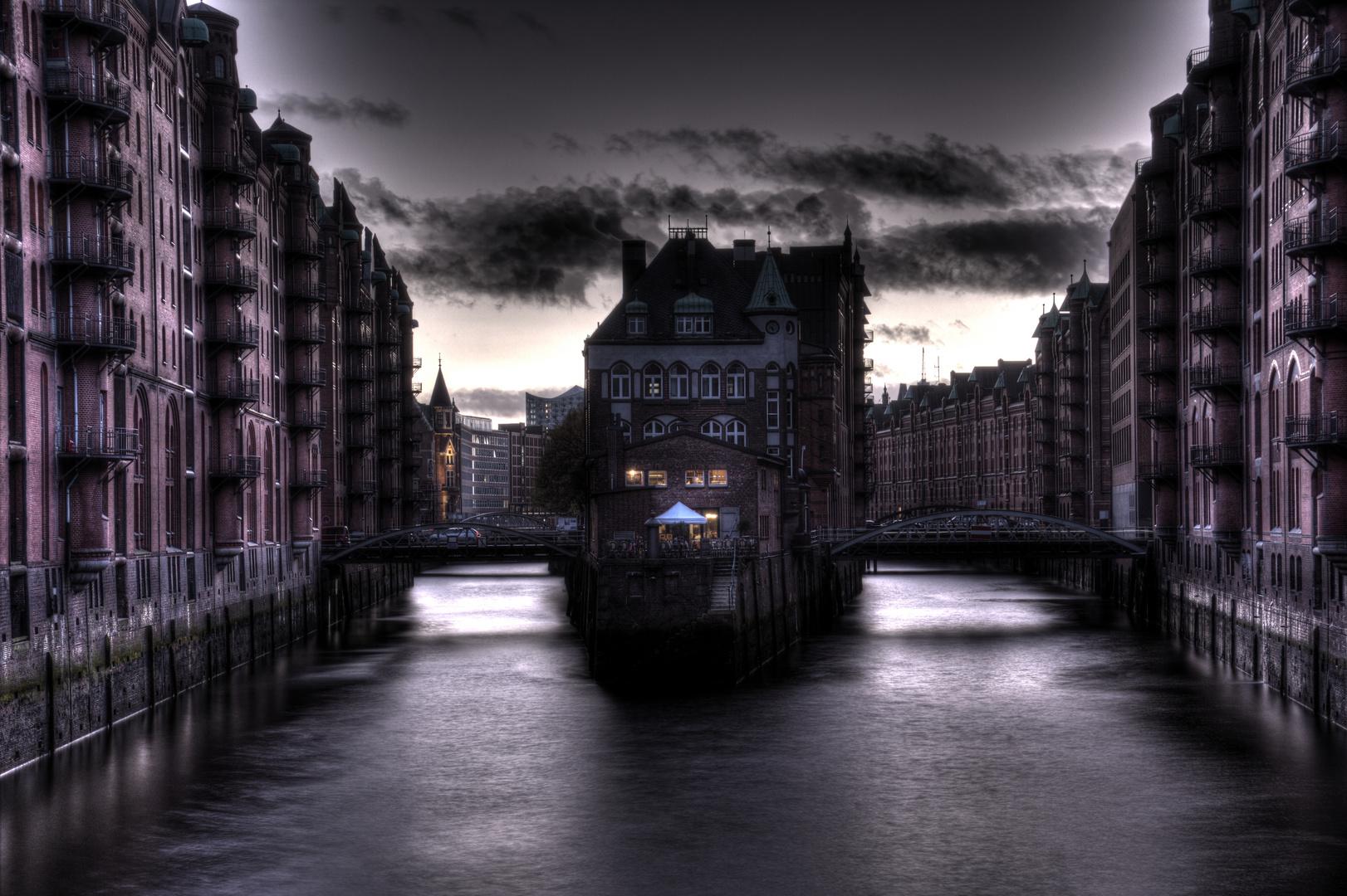 Dark Wasserschloss