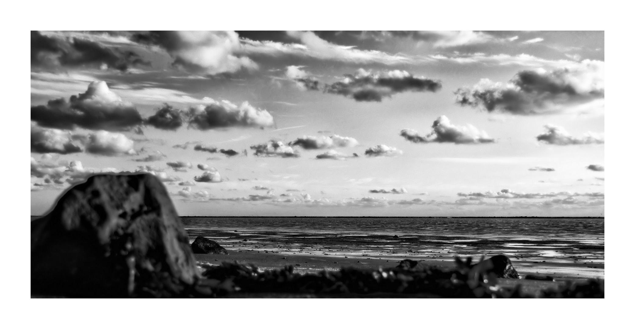 Darkday on the Beach....