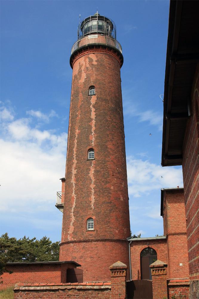 Darßer Ort (MV) Leuchtturm