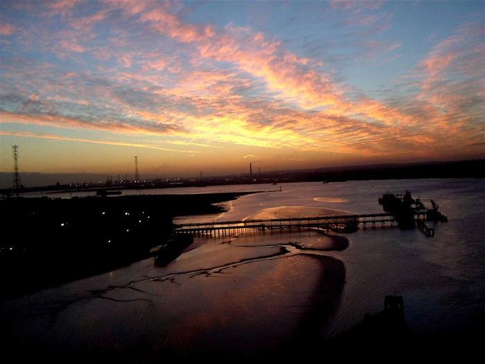 Dartford Sunrise