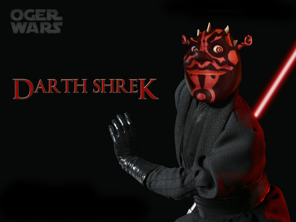 Darth Shrek