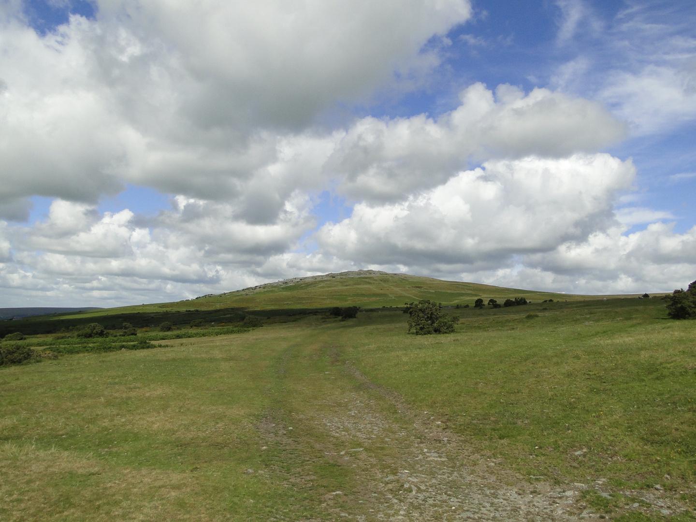 Dartmoor clouds