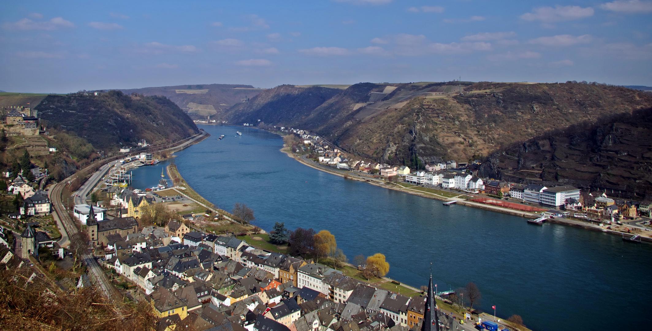 Darum ist es am Rhein so schööön