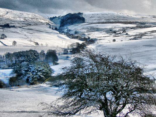 Darwen Moor from Tockholes