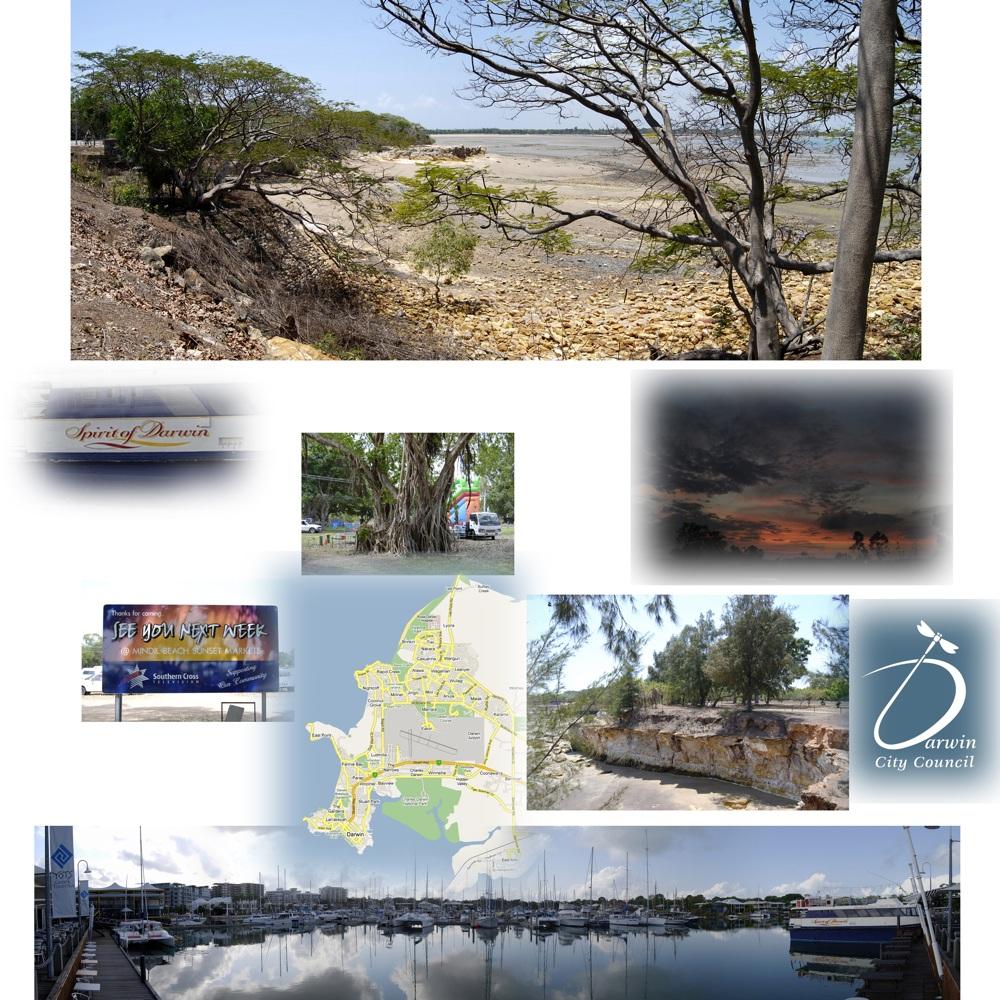 Darwin Collage