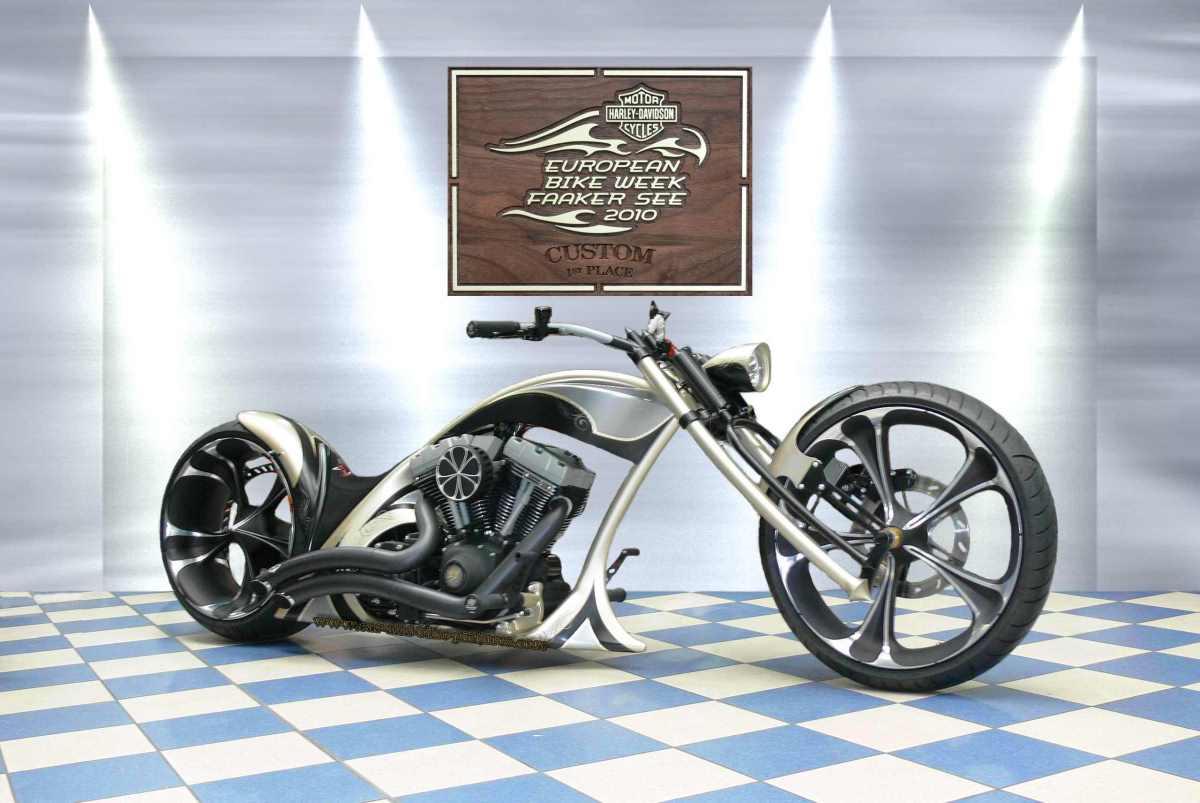 Das 25th Anniversary Bike wurde....
