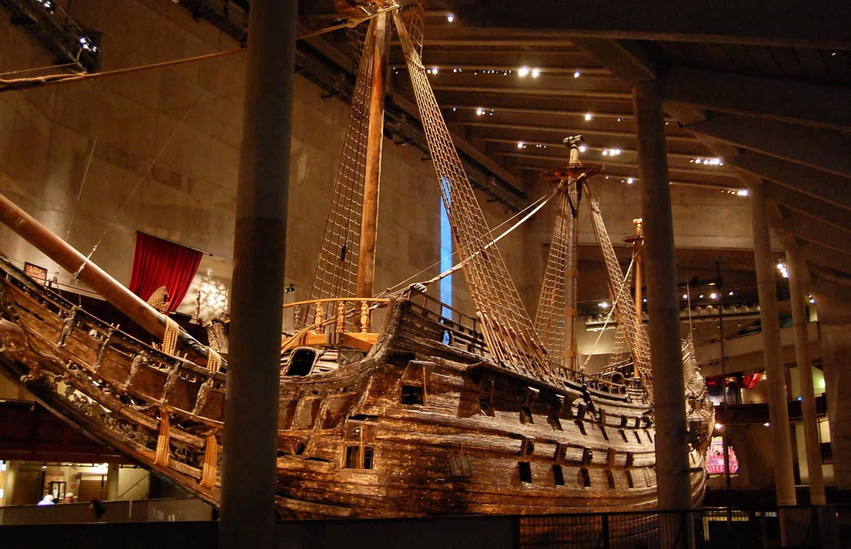 Das älteste Schiff der Welt