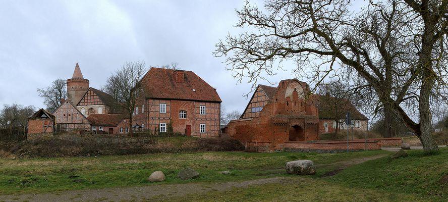 Das älteste weltl. Bauwerks-Ensemble